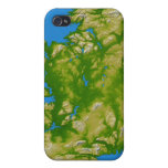 Ireland Cases For iPhone 4