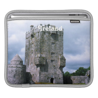Ireland Castle iPad Sleeves