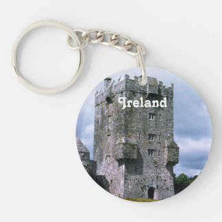 Ireland Castle Key Chain