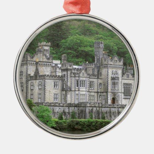 Ireland Castle Metal Ornament
