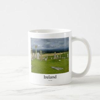 Ireland Cemetery, Rock Of Cashel Coffee Mug