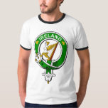 Ireland Clan Crest T-Shirt