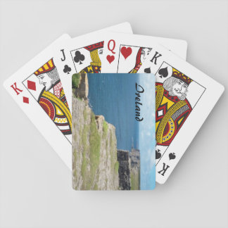 Ireland---Cliffs of Inishmore Deck Of Cards