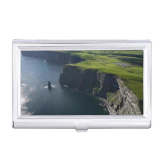 Ireland cliffs of Moher photograph Business Card Cases