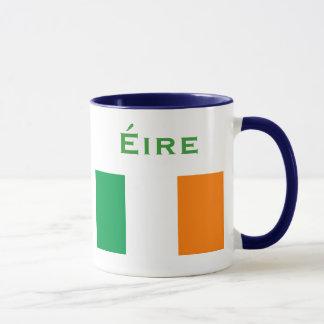 Ireland* Coat of Arms and Flag Mug* Mug