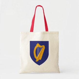 Ireland Coat of Arms detail Tote Bag
