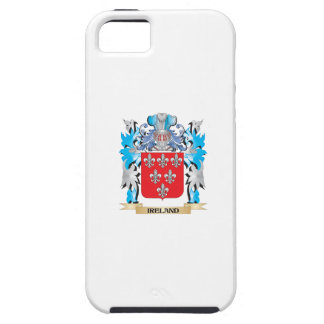 Ireland Coat of Arms - Family Crest iPhone 5 Covers