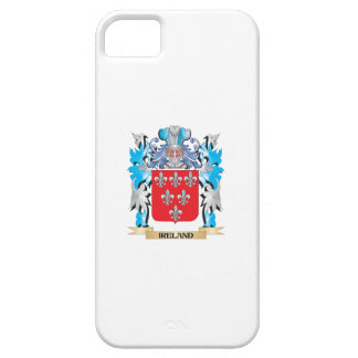 Ireland Coat of Arms - Family Crest iPhone 5 Cover