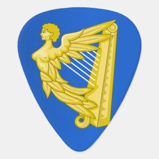 Ireland Coat of Arms Guitar Pick