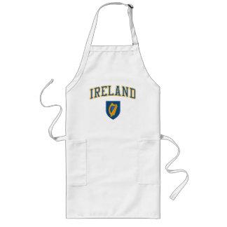 Ireland + Coat of Arms Long Apron