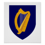 Ireland Coat Of Arms Posters