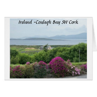 Ireland- Coulagh Bay SW Cork Card
