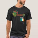 Ireland County Cavan Dark T Shirt