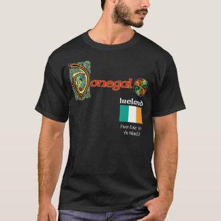 Ireland County Donegal Dark T Shirt