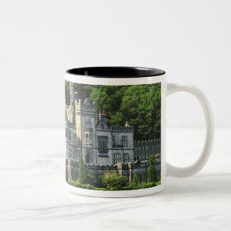 Ireland, County Galway, Connemara. View of the Two-Tone Coffee Mug