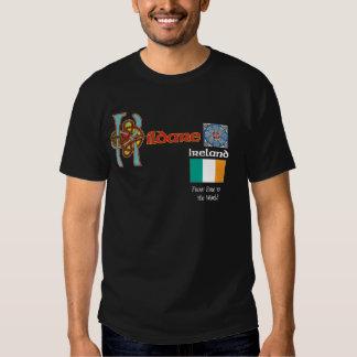 Ireland County Kildare Dark T Shirt