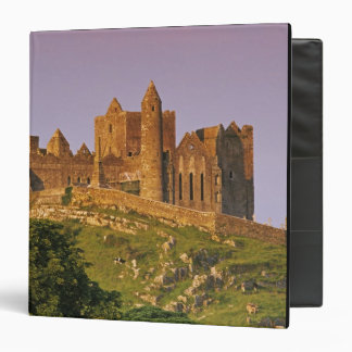 Ireland, County Tipperary. View of the Rock of 2 3 Ring Binders