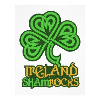 Ireland custom flyers