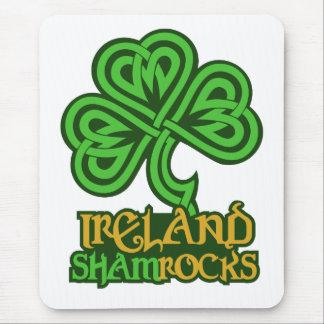 Ireland custom mousepad