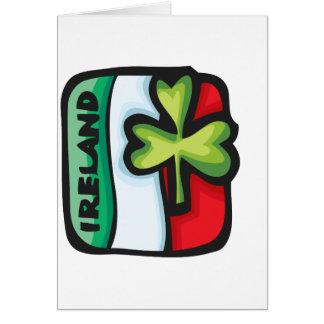 Ireland Design Card