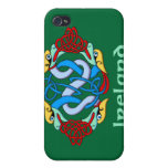 Ireland - Dragon Knot iPhone 4/4S Covers