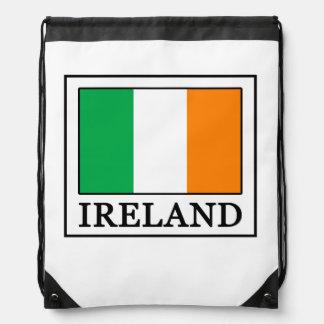 Ireland Drawstring Backpack