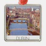 Ireland dublin Bridge (new) (St.K) Christmas Tree Ornament