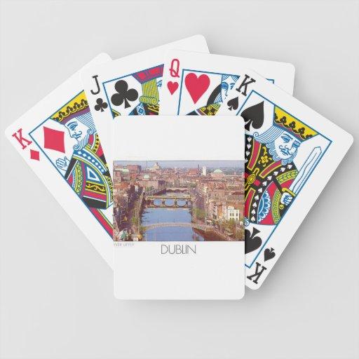 Ireland dublin Bridge (new) (St.K) Playing Cards