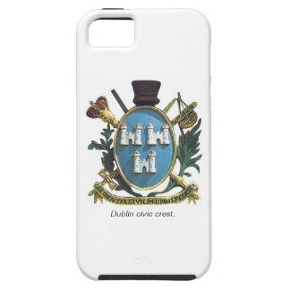 Ireland, Dublin city crest iPhone case