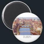 "Ireland Dublin River Liffey (St.K.) Magnet<br><div class=""desc"">Ireland Dublin River Liffey</div>"