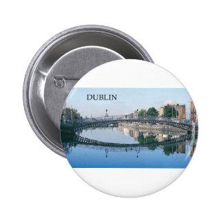Ireland Dublin (St.K.) Pinback Button