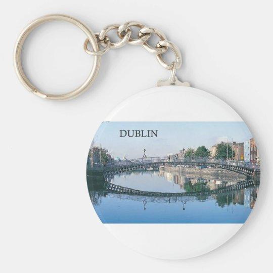 Ireland Dublin (St.K.) Keychain