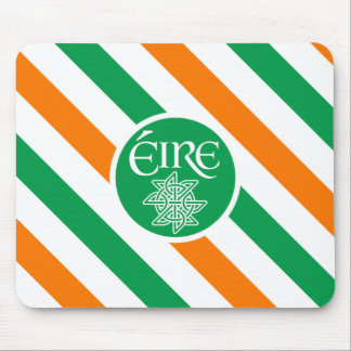 Ireland Éire Decorative Celtic Knot Irish Gaelic Mousepad