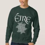 Ireland Éire Decorative Celtic Knot Irish Gaelic Sweatshirt
