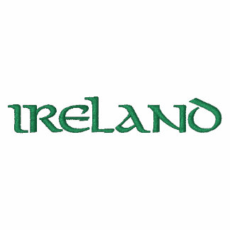 Ireland Embroidered Shirt