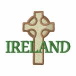 Ireland Embroidered Hoody