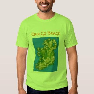 Ireland, Erin Go Bragh T Shirt