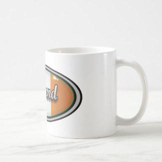 Ireland flag 1 coffee mug