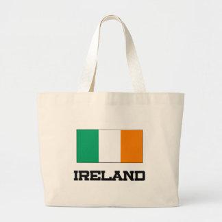 Ireland Flag Canvas Bags