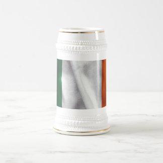 Ireland Flag Beer Stein