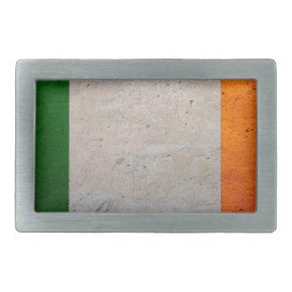 Ireland Flag Rectangular Belt Buckles