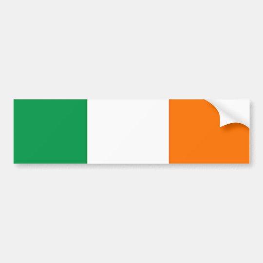 , Ireland-flag Bumper Sticker