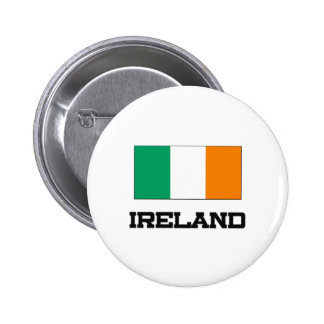 Ireland Flag Button