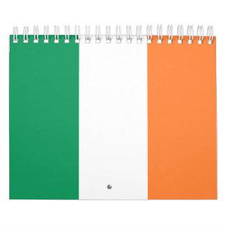 Ireland Flag Calendar