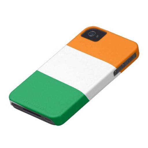 Ireland Flag iPhone 4 Case-Mate Case