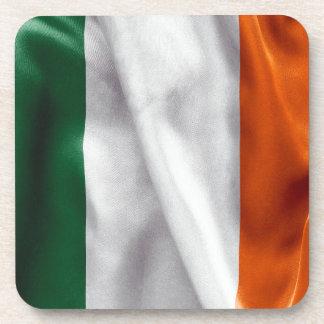 Ireland Flag Drink Coaster