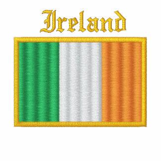Ireland Flag Embroidered Jacket