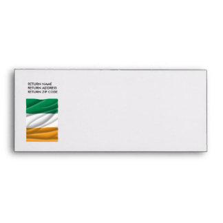 IRELAND FLAG ENVELOPE