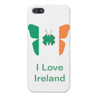 Ireland flag for Irish fans Cover For iPhone SE/5/5s