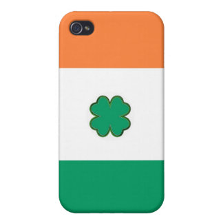 Ireland flag for Irish fans iPhone 4 Covers